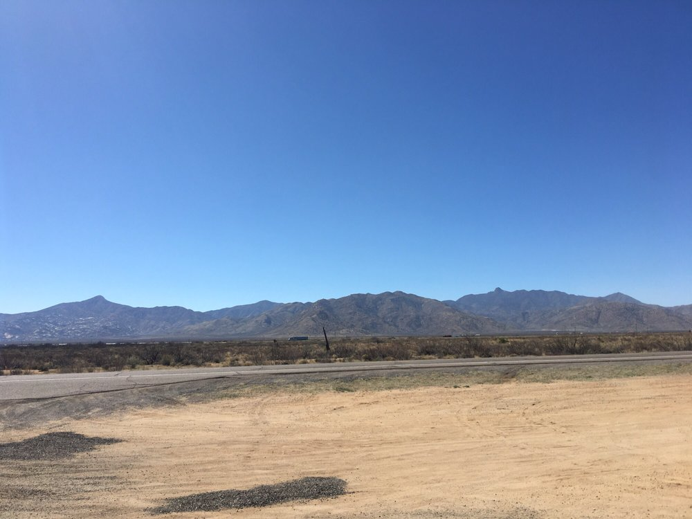 Mountain View RV Park: 1120 E Business Lp, Bowie, AZ