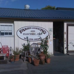 Photo Of Farris Lighting And Electric San Luis Obispo Ca United States