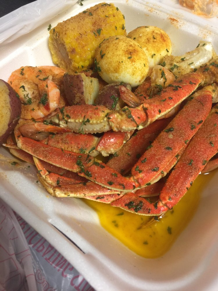 Crab King: 303 Montague Ave, Greenwood, SC