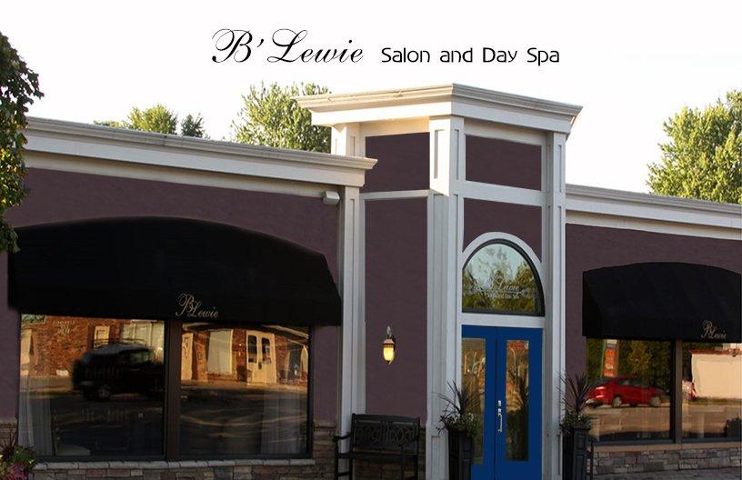 B Lewie Salon & Day Spa: 720 Columbus Ave, Lebanon, OH