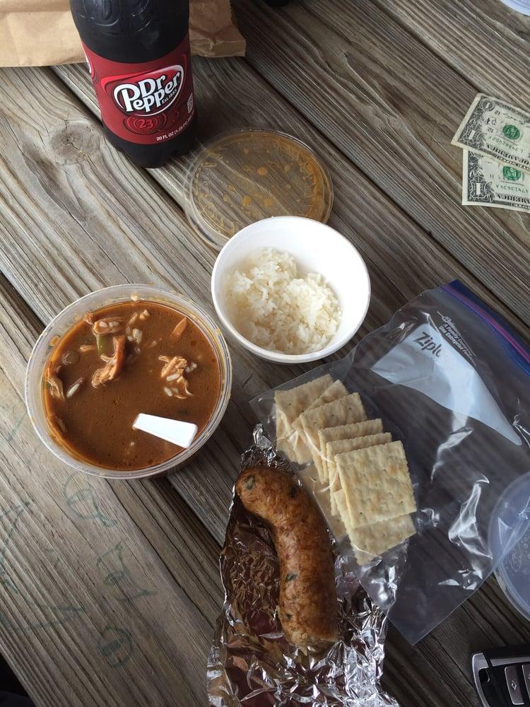 Thibodeaux's Cajun Food: 1905 N Pruett St, Baytown, TX