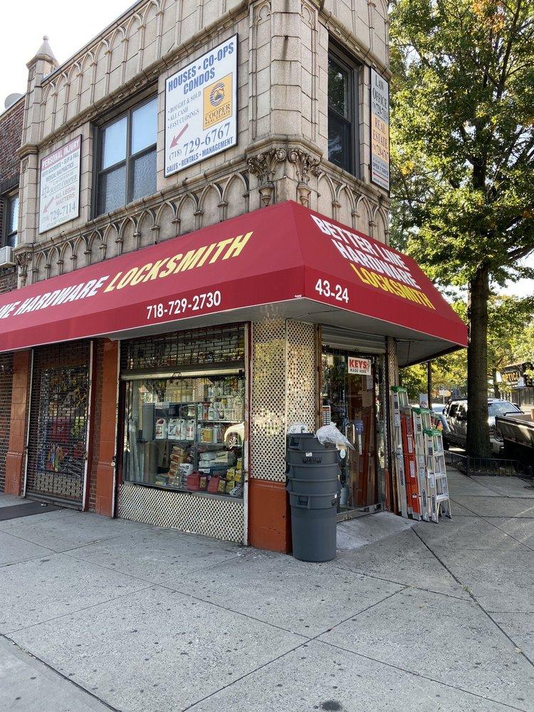 Better Line Hardware: 43-24 Greenpoint Ave, Sunnyside, NY