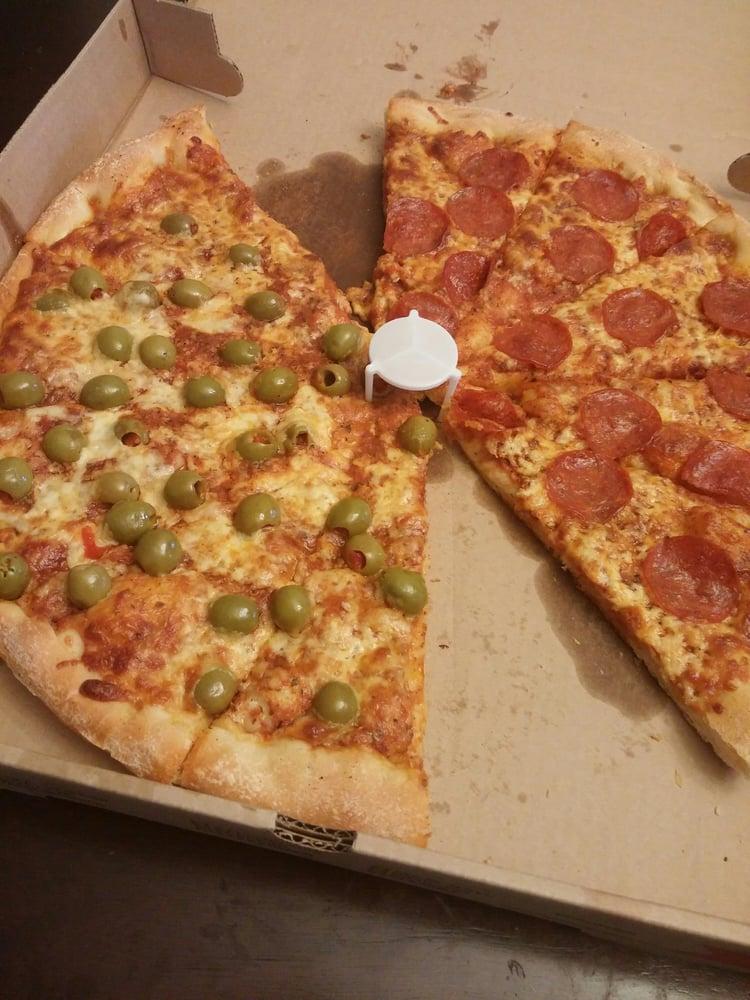 Pizza Man: 50 Oswego St, Baldwinsville, NY