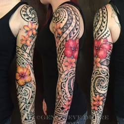 Huahine Tattoo 61 Photos 16 Reviews Tattoo 3991 17th St