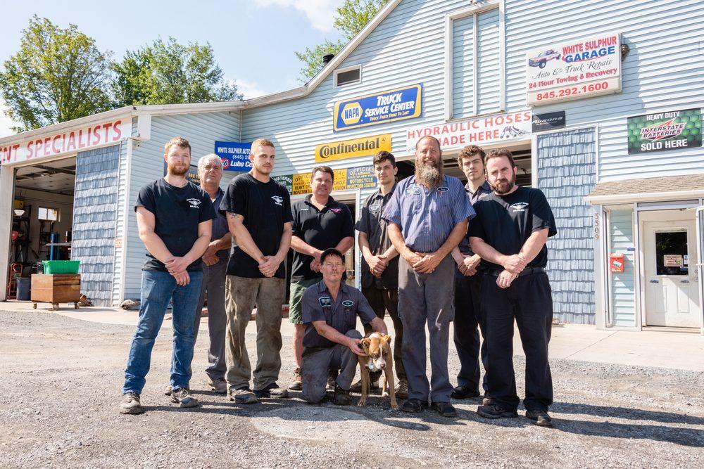 White Sulphur Auto & Truck: 3309 State Rt 52, White Sulphur Springs, NY