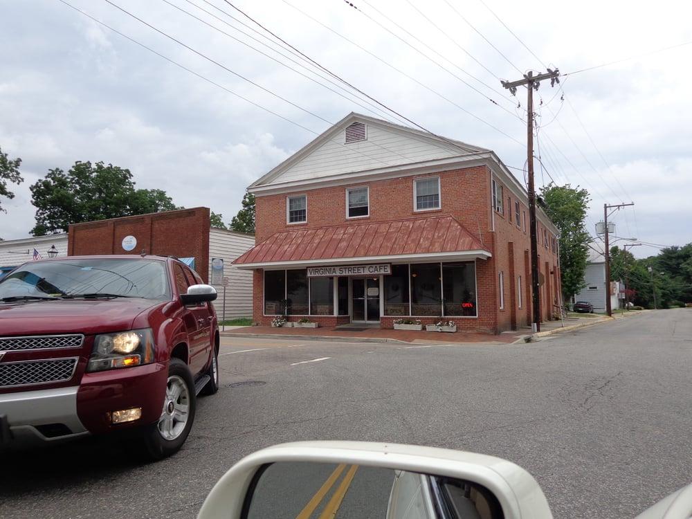 Virginia Street Cafe: 201 Virginia St, Urbanna, VA