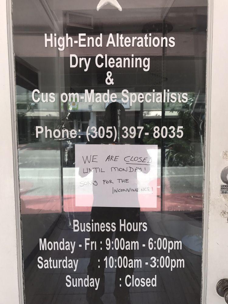 Geneva Tailor: 9484 Harding Ave, Surfside, FL