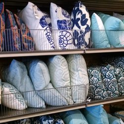 Photo Of Tuesday Morning   Snellville, GA, United States. Decorative  Pillows In Bright ...