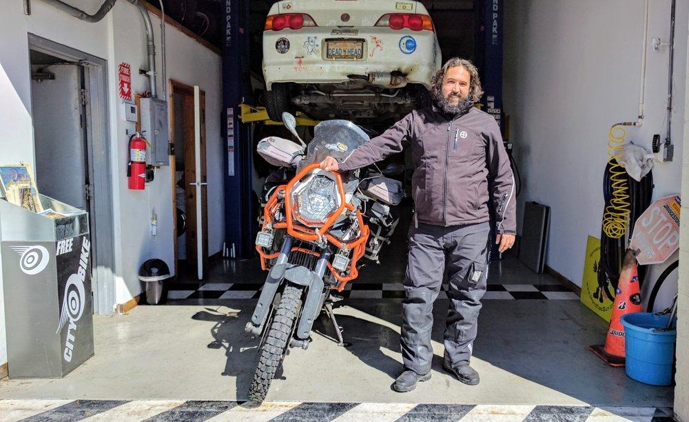 MotoTireGuy - Motorcycle Tire Services