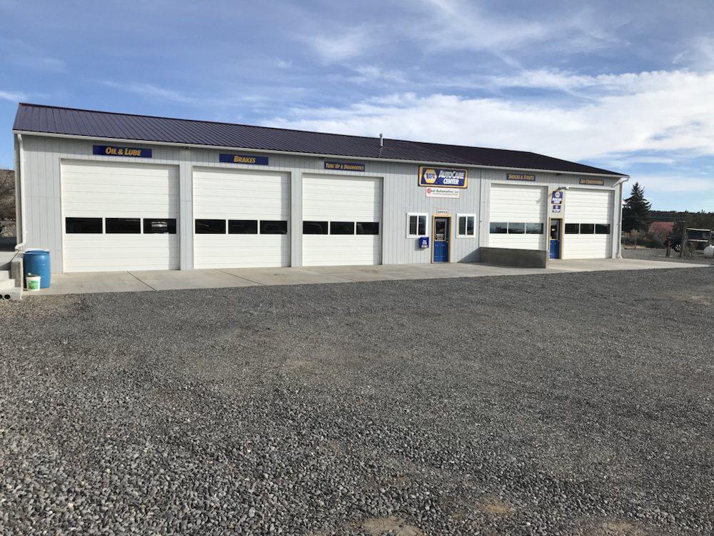 Spot Automotive: 460 NE Indian Camp Rd, Cedaredge, CO