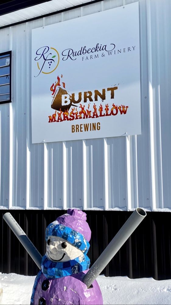 Burnt Marshmallow Brewing: 3379 Lake Grove Rd, Petoskey, MI
