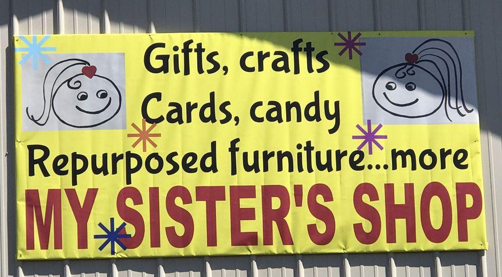 My Sister's Shop: 6246 Duame Rd, Lena, WI
