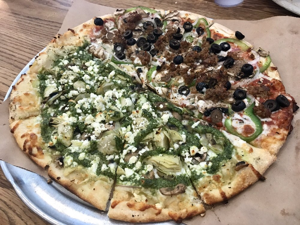 Food from 3rd Street Pizza Company
