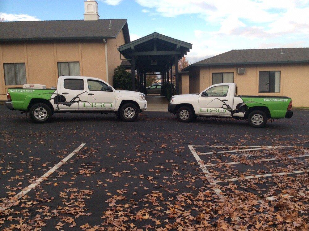 Liso Pest Control: Bella Vista, CA