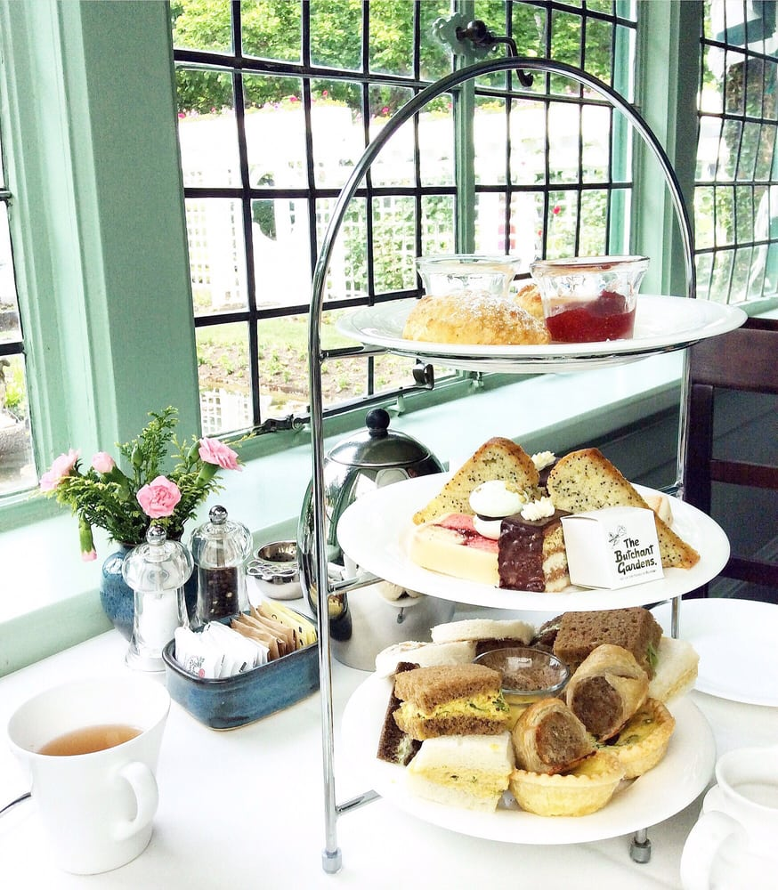 Tea Room Brentwood
