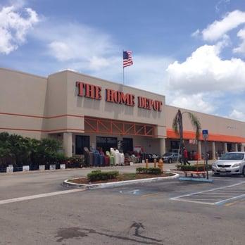 Home Depot 57th Ave Miami Fl
