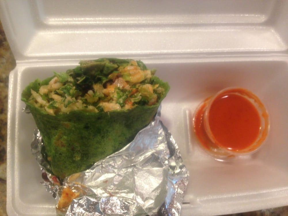 Grilled Chicken Burrito Yelp