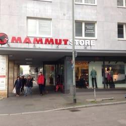 online retailer f6937 90830 Mammut Store - Outdoor Gear - Fahrgasse 111, Altstadt ...