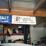 Evolution Racewerks - Auto Parts & Supplies - 13409 Garvey