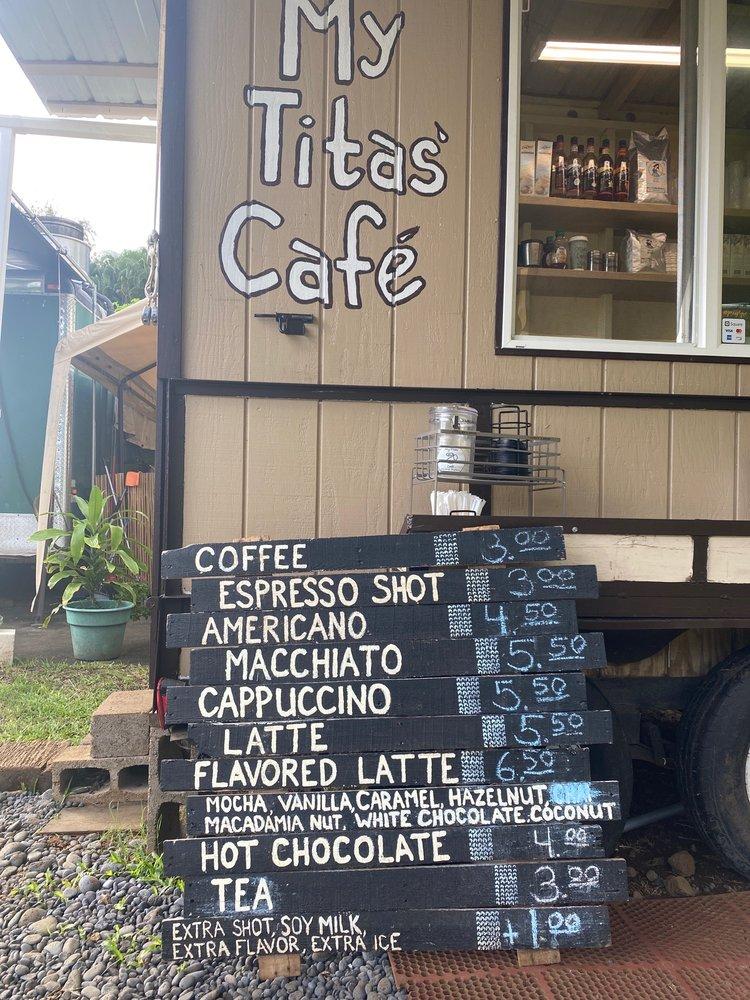 My Titas cafe: 5260 Hana Hwy Hana, Hana, HI