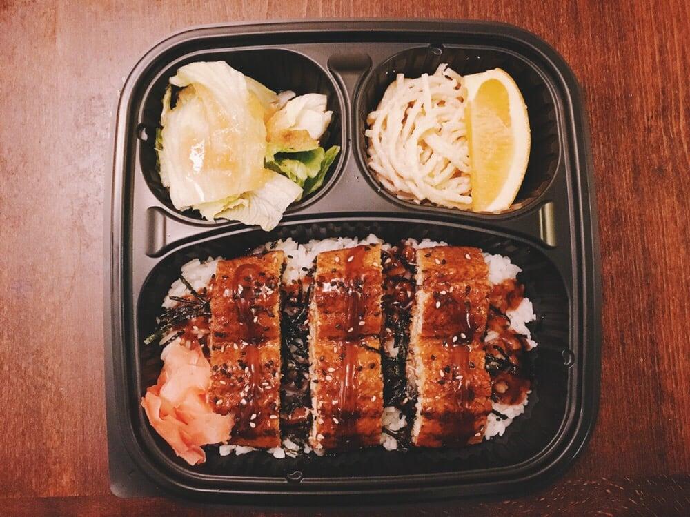 Akagi Japanese Restaurant Menu
