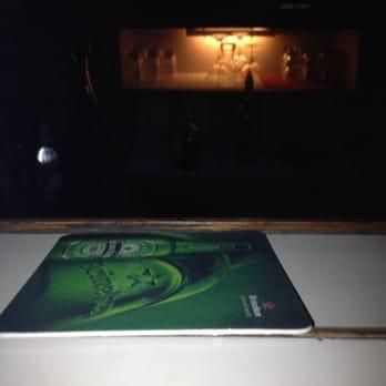 $1 25 rolling rock draft - nc for the smoke - Yelp