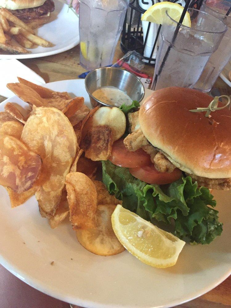 Casey's Bar & Grill: 136 N Whittaker St, New Buffalo, MI