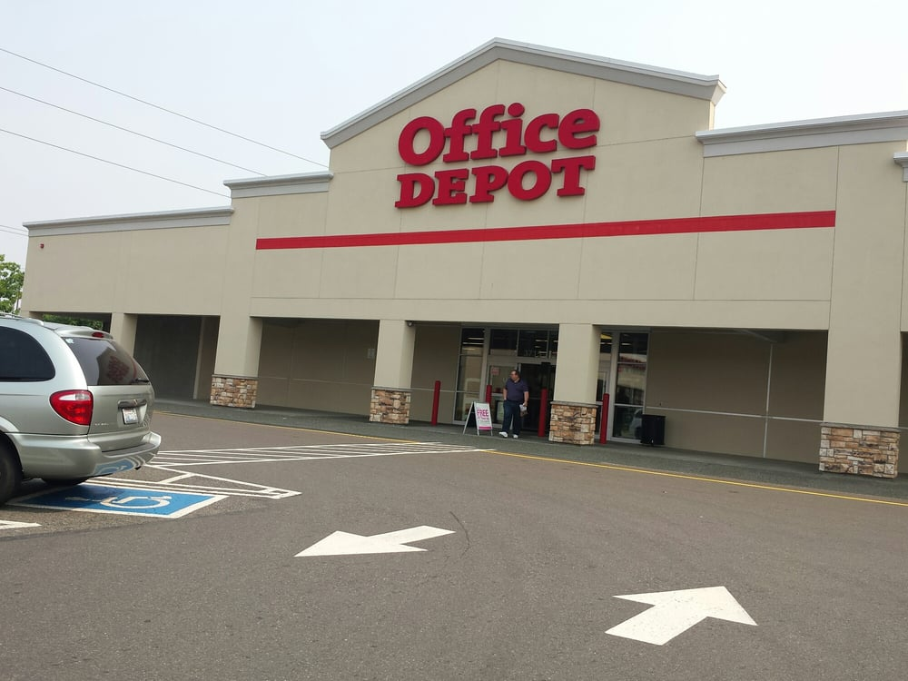 Office depot 11 reviews office equipment 3715 meridian st s puyallup wa phone number - Office depot saint gregoire ...