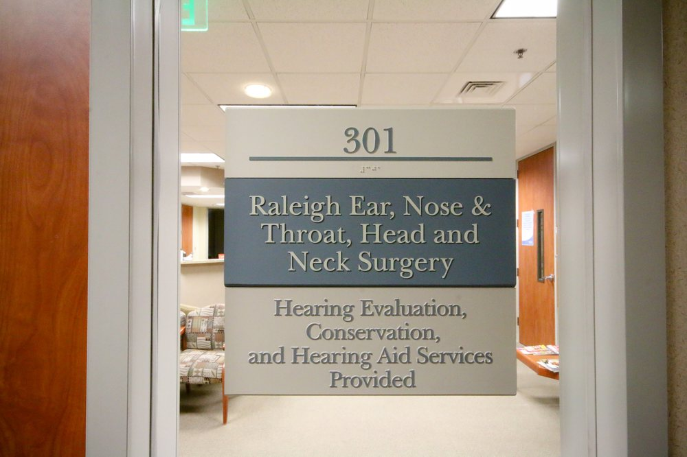 Raleigh Capitol Ear, Nose & Throat - Cary: 1505 SW Cary Pkwy, Cary, NC