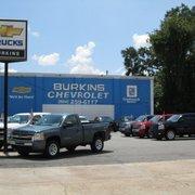 Burkins Chevrolet Car Dealers 273 E Macclenny Ave Macclenny Fl