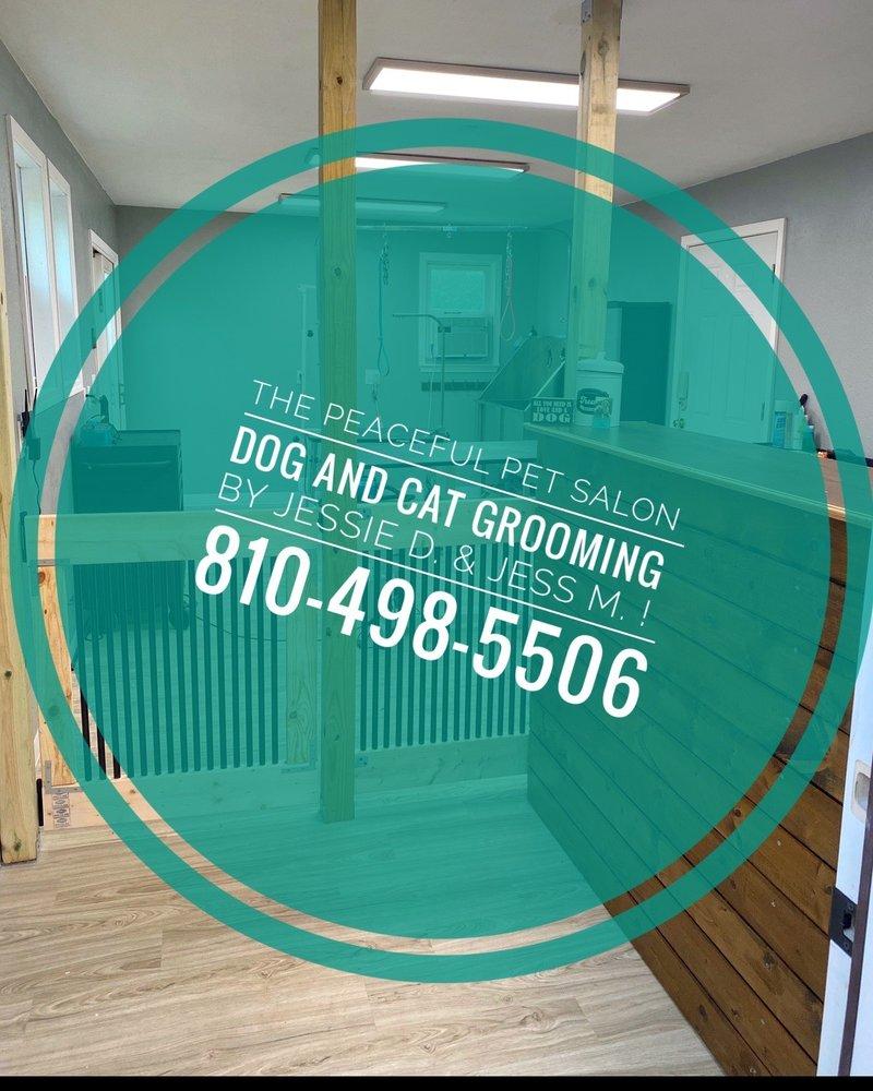 The Peaceful Pet Salon: 2169 Wiggins Rd, Fenton, MI