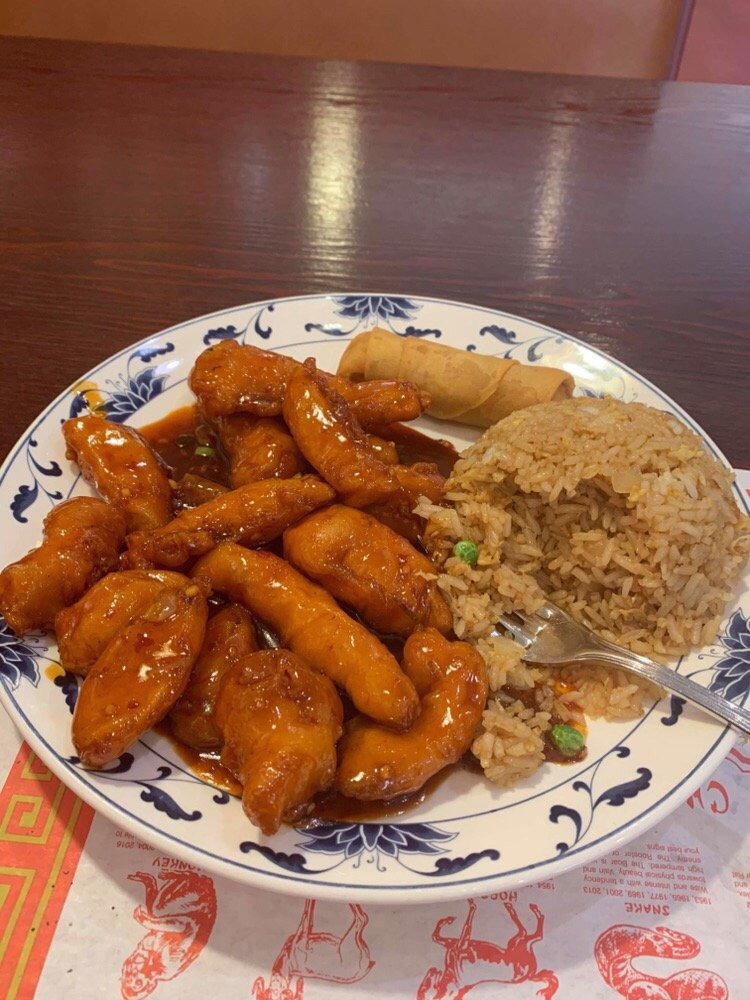 A 8 Chinese: 214 W State St, Williamsburg, IA