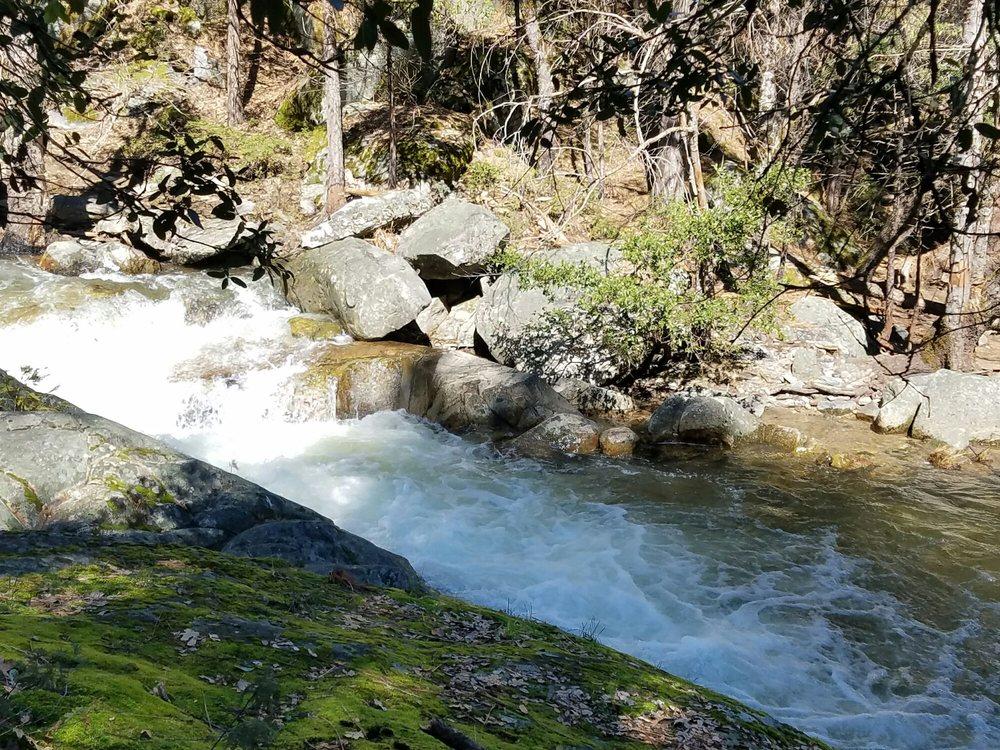 Corlieu Falls: 43964 California 41, Oakhurst, CA