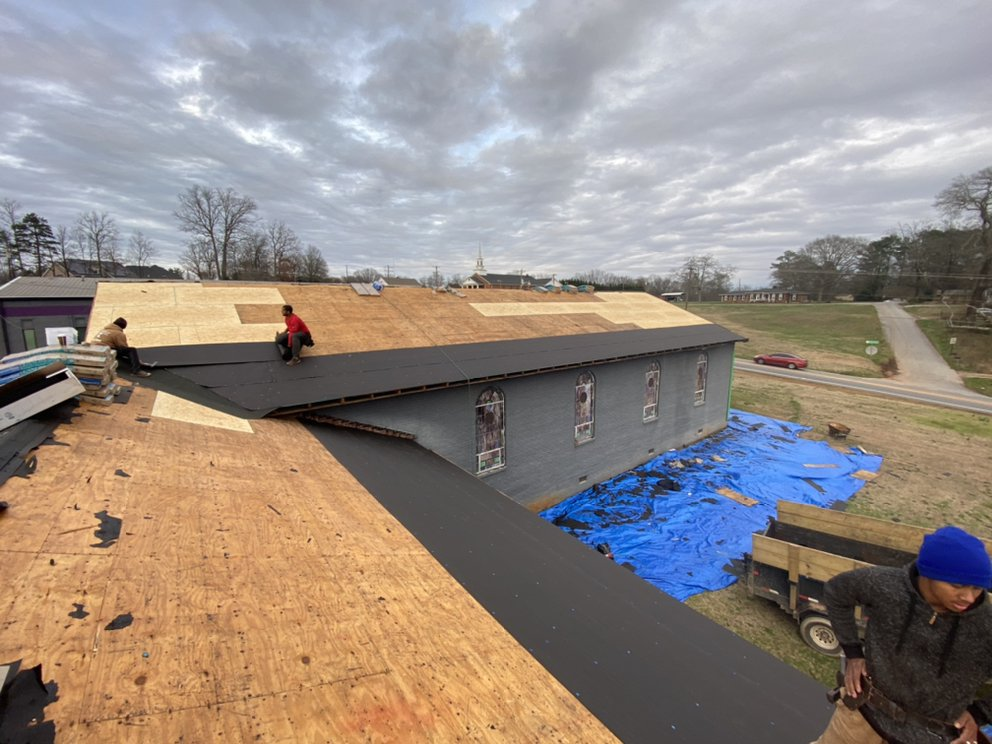 IMPACT ROOFING: 400 Powell Mill Rd, Spartanburg, SC