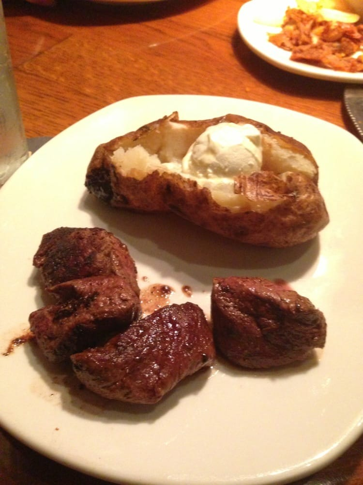 Outback Joey Sirloin Size