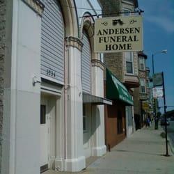 Andersen Edward Funeral Home