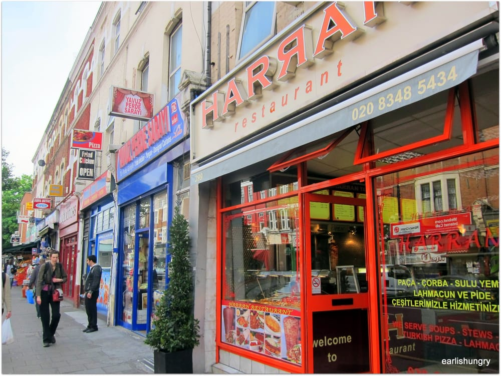 Harran Restaurant London