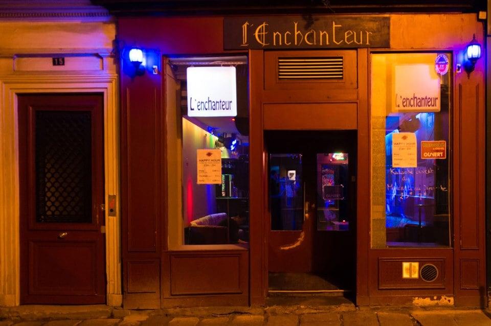 Photo de L'Enchanteur - Paris, France