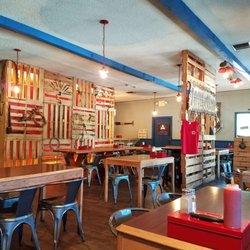 Photo Of Hillbillies Restaurant Murphys Ca United States Funky Retro Decor