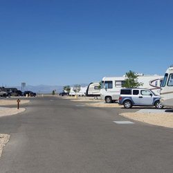 China Lake Sierra Vista RV Park - RV Parks - 215 Halsey Ave