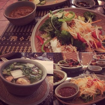 Thai Sa On Restaurant Calgary Ab