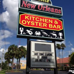 Little New Orleans Kitchen Oyster Bar Kissimmee