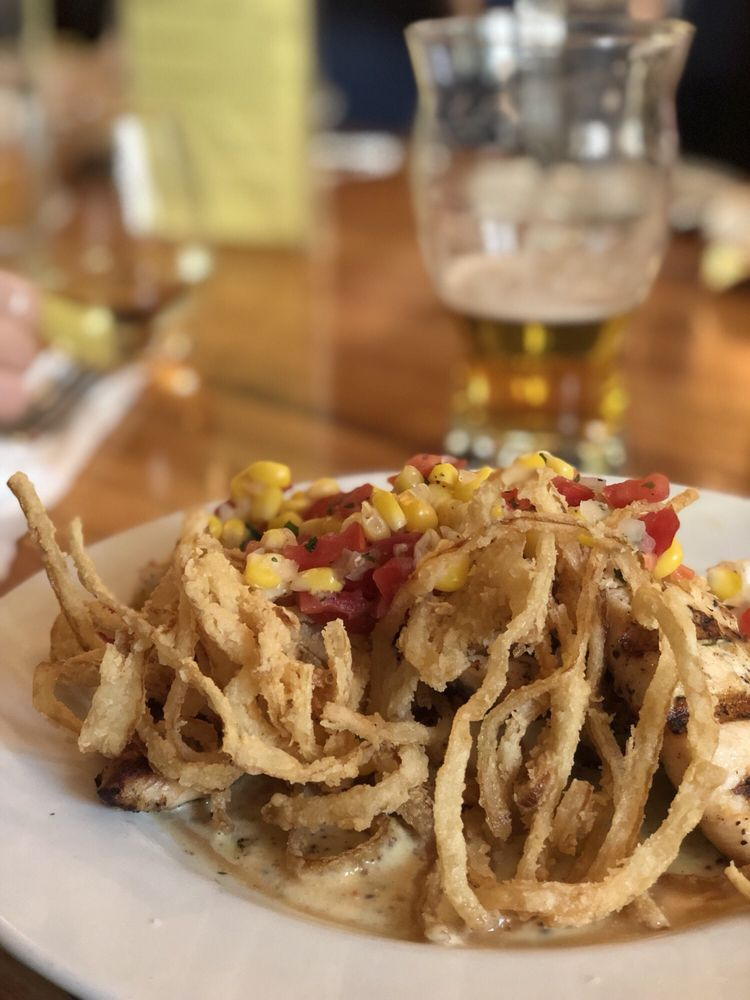 Food from Free State Brewing Company