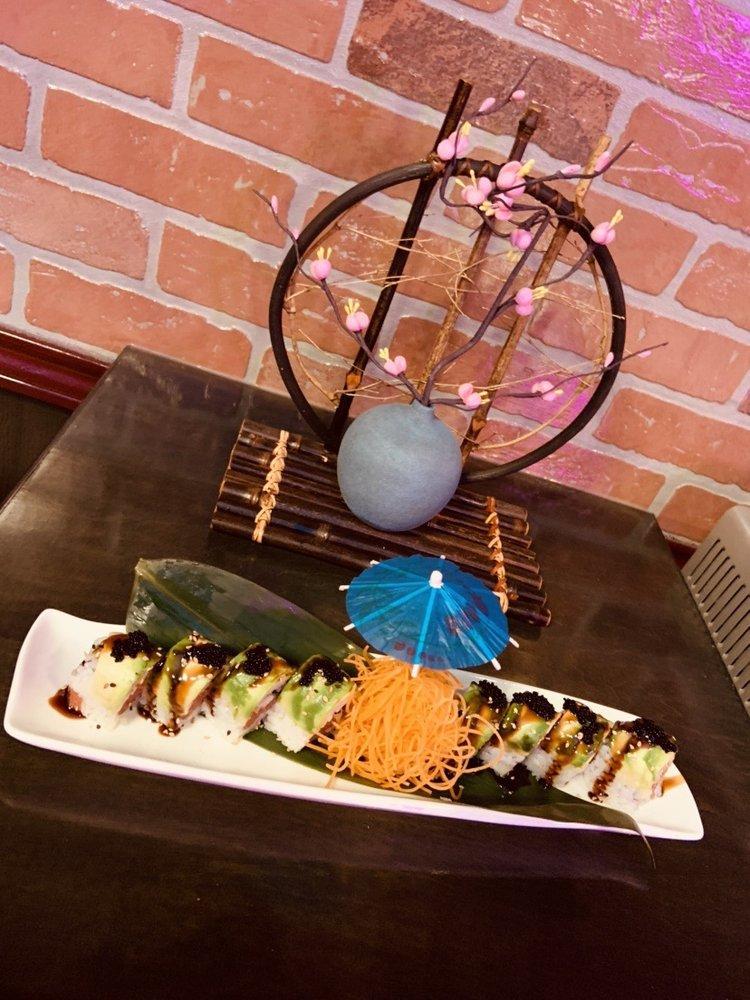 Yamato Hibachi & Sushi: 4500 7th St, Bay City, TX