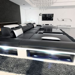 Photo Of Sofa Dreams   Berlin, Germany. Sofa MONZA Mit LED Beleuchtung (