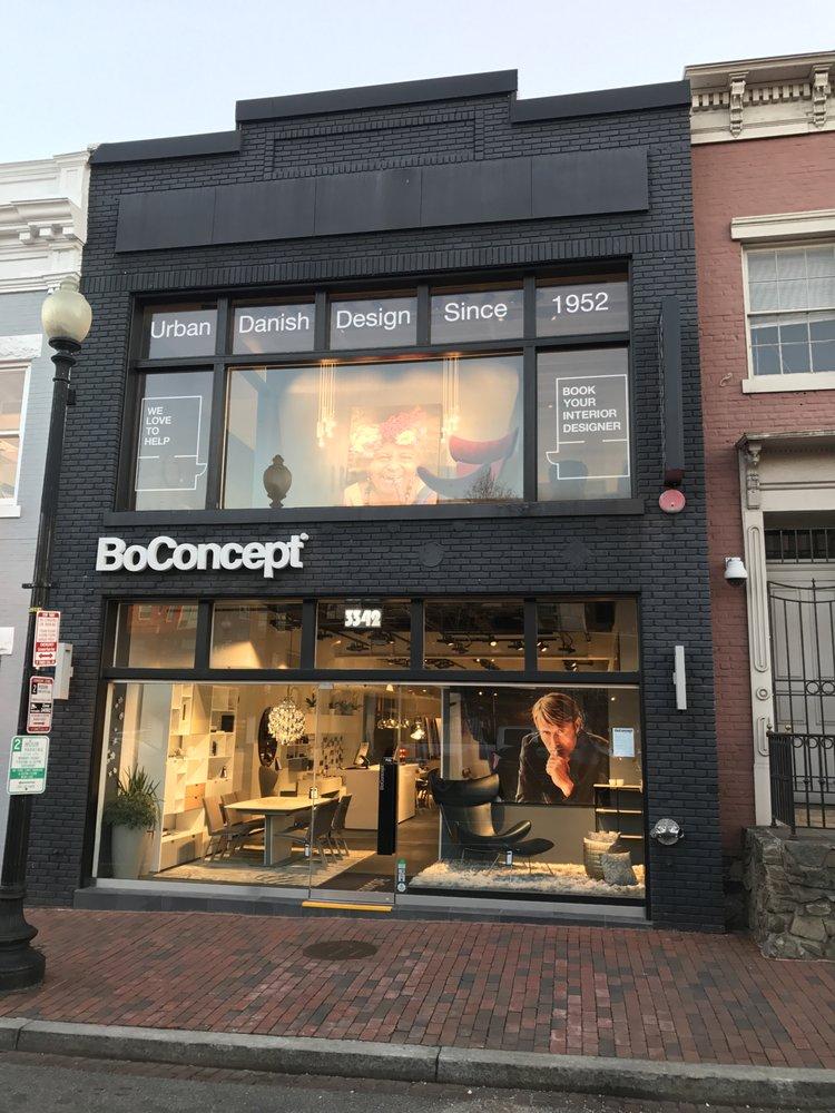 BoConcept Georgetown: 3342 M St NW, Washington, DC, DC