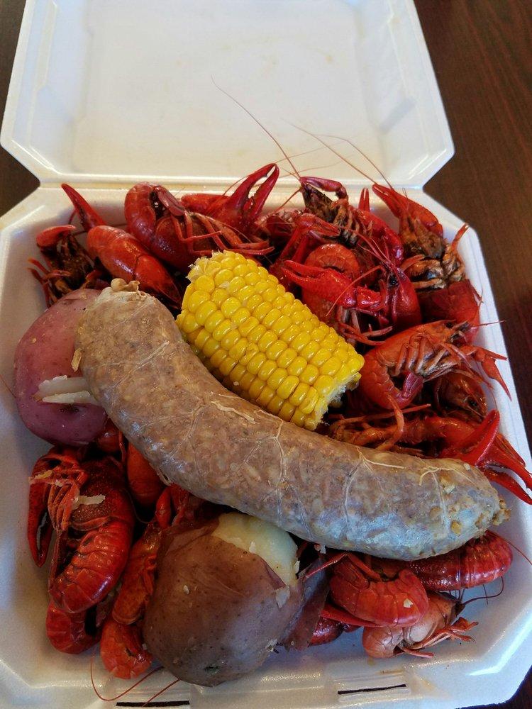 Crawfish Express: 177 Fm 2483, Morgans Point Resort, TX