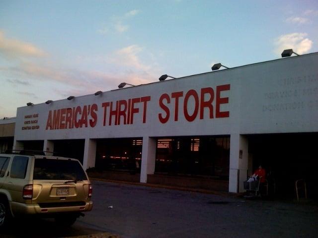 America's Thrift Stores: 1735 Skyland Blvd E, Tuscaloosa, AL