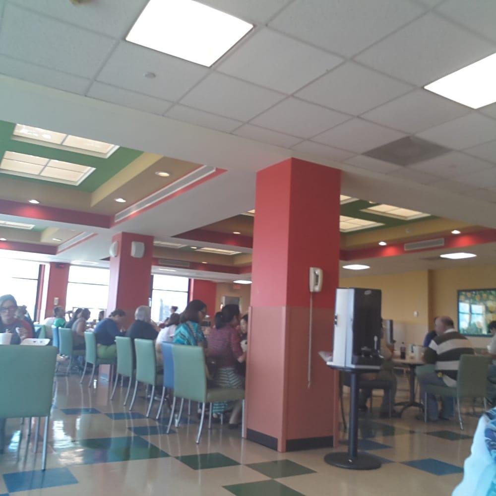AR Children's Hospital Cafeteria