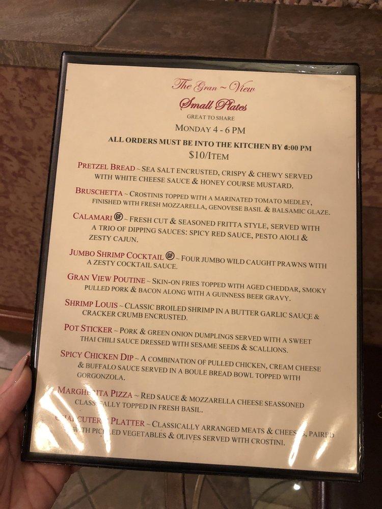Gran-View Restaurant: 6765 State Hwy 37, Ogdensburg, NY